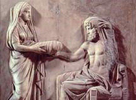 Romeinse zwangerschap en geboorte rituelen.