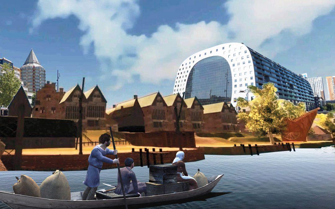 Van Rotta tot Roffa- – Archeologisch onderzoek in Rotterdam