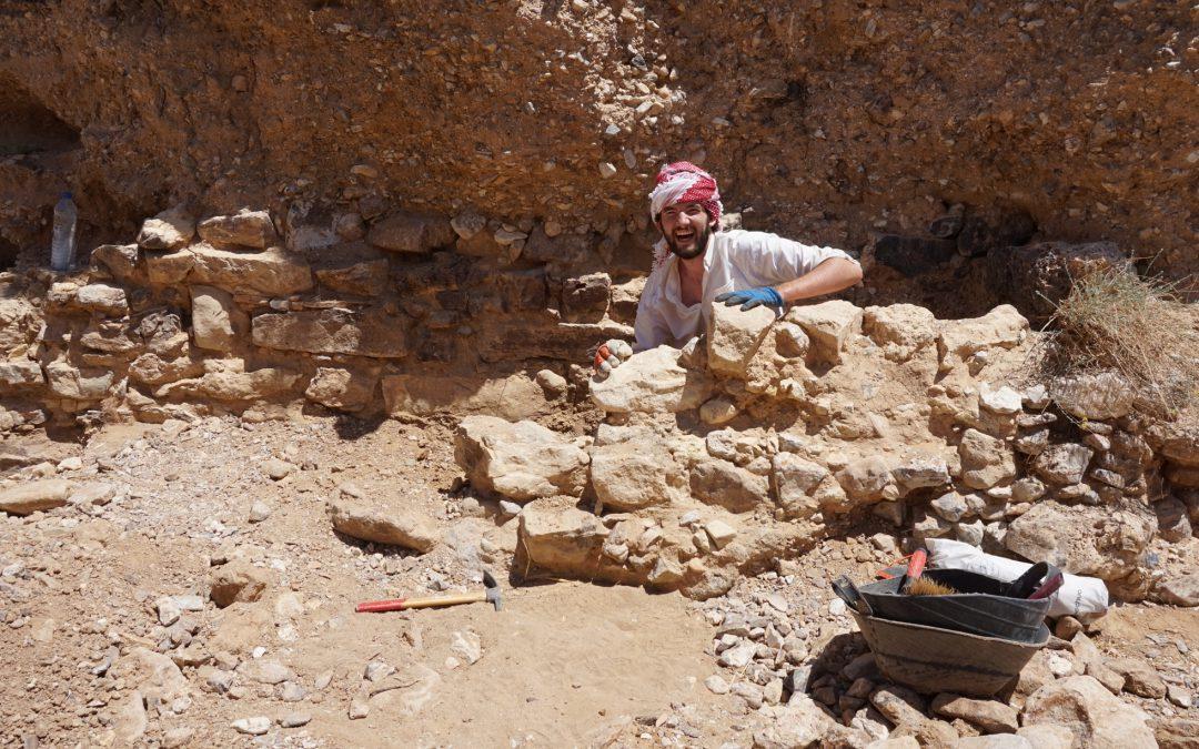 Historisch watermanagement in Jordanië